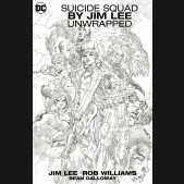 SUICIDE SQUAD UNWRAPPED BY JIM LEE HARDCOVER