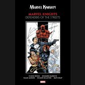 MARVEL KNIGHTS BY DIXON AND BARRETO DEFENDERS OF STREETS GRAPHIC NOVEL