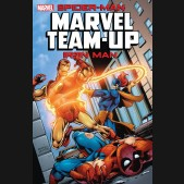SPIDER-MAN IRON MAN MARVEL TEAM-UP GRAPHIC NOVEL