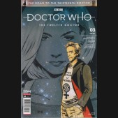 DOCTOR WHO ROAD TO 13TH DOCTOR 12TH DOCTOR SPECIAL #3
