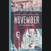 NOVEMBER VOLUME 1 HARDCOVER