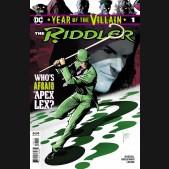RIDDLER YEAR OF THE VILLAIN #1