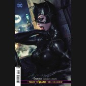 CATWOMAN #15 (2018 SERIES) CARD STOCK VARIANT