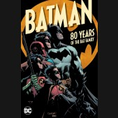 BATMAN 80 YEARS OF THE BAT FAMILY GRAPHIC NOVEL