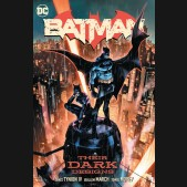 BATMAN VOLUME 1 THEIR DARK DESIGNS HARDCOVER