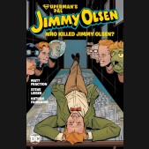 SUPERMANS PAL JIMMY OLSEN WHO KILLED JIMMY OLSEN GRAPHIC NOVEL