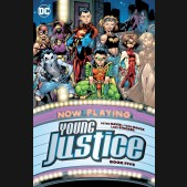 YOUNG JUSTICE BOOK 5 GRAPHIC NOVEL