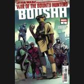 STAR WARS WAR OF THE BOUNTY HUNTERS BOUSHH #1