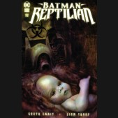 BATMAN REPTILIAN #4