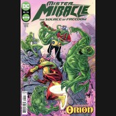 MISTER MIRACLE SOURCE OF FREEDOM #5