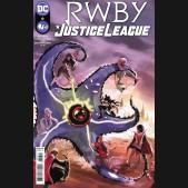 RWBY JUSTICE LEAGUE #6