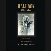 HELLBOY IN HELL LIBRARY EDITION HARDCOVER