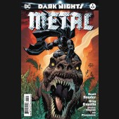 DARK NIGHTS METAL #1 (ANDY KUBERT VARIANT)