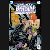 BATGIRL AND THE BIRDS OF PREY #13