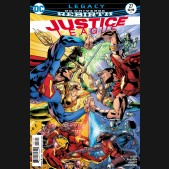 JUSTICE LEAGUE #27 (2016 SERIES)
