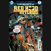 RED HOOD AND THE OUTLAWS #13 (2016 SERIES)