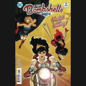 DC COMICS BOMBSHELLS #33