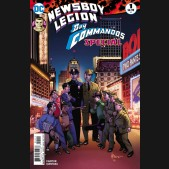 NEWSBOY LEGION & BOY COMMANDOS SPECIAL #1