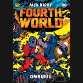 JACK KIRBYS FOURTH WORLD OMNIBUS HARDCOVER