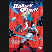 HARLEY QUINN VOLUME 3 RED MEAT GRAPHIC NOVEL