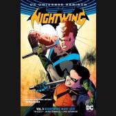 NIGHTWING VOLUME 3 NIGHTWING MUST DIE GRAPHIC NOVEL