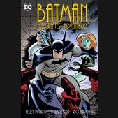 BATMAN HIS GREATEST ADVENTURES GRAPHIC NOVEL