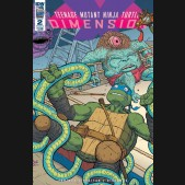 TEENAGE MUTANT NINJA TURTLES DIMENSION X #2