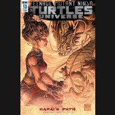 TEENAGE MUTANT NINJA TURTLES UNIVERSE #13