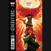 GENERATIONS PHOENIX AND JEAN GREY #1
