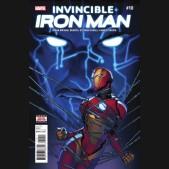 INVINCIBLE IRON MAN #10 (2016 SERIES)