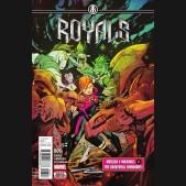 ROYALS #6 (2017 SERIES)