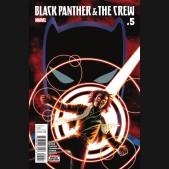 BLACK PANTHER CREW #5