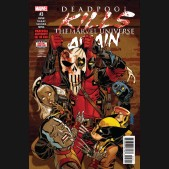 DEADPOOL KILLS MARVEL UNIVERSE AGAIN #3