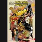 POWER MAN AND IRON FIST VOLUME 3 STREET MAGIC GRAPHIC NOVEL