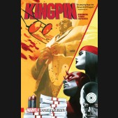 KINGPIN VOLUME 1 BORN AGAINST GRAPHIC NOVEL