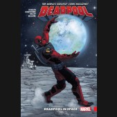 DEADPOOL WORLDS GREATEST VOLUME 9 DEADPOOL IN SPACE GRAPHIC NOVEL