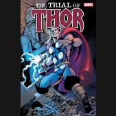 THOR THE TRIAL OF THOR GRAPHIC NOVEL
