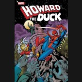 HOWARD THE DUCK COMPLETE COLLECTION VOLUME 4 GRAPHIC NOVEL