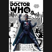 DOCTOR WHO GHOST STORIES HARDCOVER
