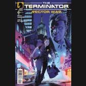TERMINATOR SECTOR WAR #1