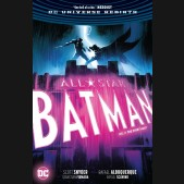 ALL STAR BATMAN VOLUME 3 THE FIRST ALLY GRAPHIC NOVEL