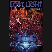 TRANSFORMERS LOST LIGHT VOLUME 3 GRAPHIC NOVEL