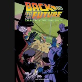 BACK TO THE FUTURE TALES FROM THE TIME TRAIN GRAPHIC NOVEL