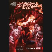 AMAZING SPIDER-MAN RED GOBLIN HARDCOVER