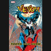 VENOM TOOTH AND CLAW GRAPHIC NOVEL