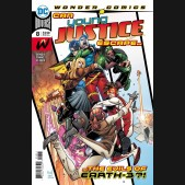 YOUNG JUSTICE #8 (2019 SERIES)