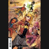 YOUNG JUSTICE #8 (2019 SERIES) CARD STOCK VARIANT