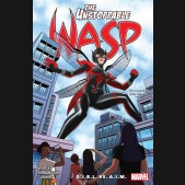 UNSTOPPABLE WASP UNLIMITED VOLUME 2 GIRL VS AIM GRAPHIC NOVEL