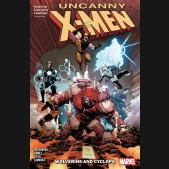 UNCANNY X-MEN WOLVERINE AND CYCLOPS VOLUME 2 GRAPHIC NOVEL