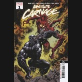 ABSOLUTE CARNAGE #1 3RD PRINTING